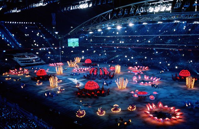 640px-2000_Summer_Olympics_opening_ceremony_1