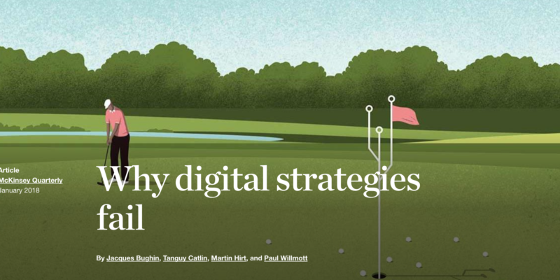 Are your digital strategies not working?